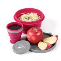 m square 旅行美學 S171858 戶外便攜折疊餐具 *3件