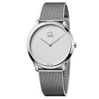 银联专享:Calvin Klein 卡尔文·克莱 MINIMAL系列 K3M211Y6 男士石英腕表