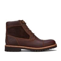 復活節狂歡、銀聯專享 : Rockport Marshall Rugged Cap Toe 男士短靴