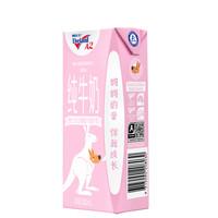 10日全程:紐仕蘭 A2β-酪蛋白全脂專注兒童成長純牛奶盒盒裝 *2件