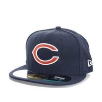 凑单品、银联专享:New Era 59Fifty系列 Chicago Bears 男士平檐棒球帽