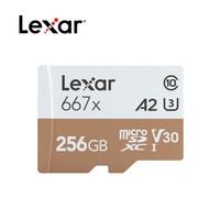 Lexar 雷克沙 667x microSDXC A2 UHS-I U3 TF存儲卡