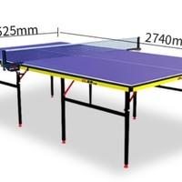 DoubleFish 双鱼 201A 家用乒乓球桌