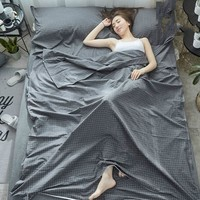 Etour L0233 旅行纯棉隔脏睡袋 0.8*2.3m