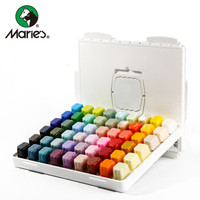 Marie's 馬利 P-6054 果凍水粉顏料 54色