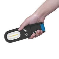 艾樂世(ALS)手電筒強光 可充電多功能折疊超亮LED燈 戶外車輛家用電器檢修照明燈LSFL221R