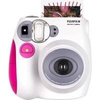 再降價:FUJIFILM 富士 instax mini7s 拍立得相機