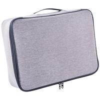 多功能證件收納包盒家用多層大容量箱證書