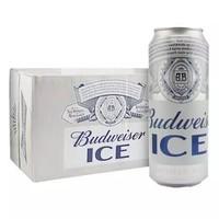 京東PLUS會員 : 百威(Budweiser)冰啤酒500ml*18聽 *3件
