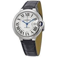 复活节狂欢、银联专享:Cartier 卡地亚 Ballon Bleu de Cartier W69016Z4 男士腕表