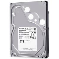 再降价:TOSHIBA 东芝 DT02ABA400V 监控级机械硬盘 4TB