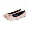 新品RogerVivier/羅杰·維維亞女士牛皮時尚芭蕾舞鞋