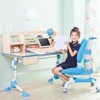 SINGAYE 心家宜 111-207 可升降儿童学习 单桌+书架