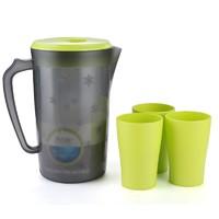 SIMBEIHE 芯贝合 普通款冷水壶套装 2.2L壶+3只杯子