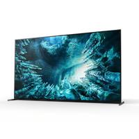 SONY 索尼 KD-75Z8H 75英寸 8K 液晶电视