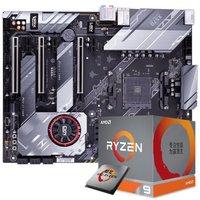 COLORFUL 七彩虹 CVN X570 GAMING PRO 主板+AMD 锐龙9 3900X CPU 板U套装