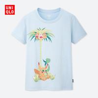 女装 (UT) UTGP2019 Pokémon印花T恤(短袖) 422650 优衣库UNIQLO