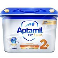 百亿补贴:Aptamil 爱他美 白金版婴儿配方奶粉 2+段 800g