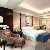 27日17点:端午/国庆不加价!成都棕榈费尔蒙酒店豪华房2晚(含早餐+升级房型)