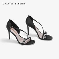 CHARLES&KEITH CK1-60361152 女士高跟凉鞋