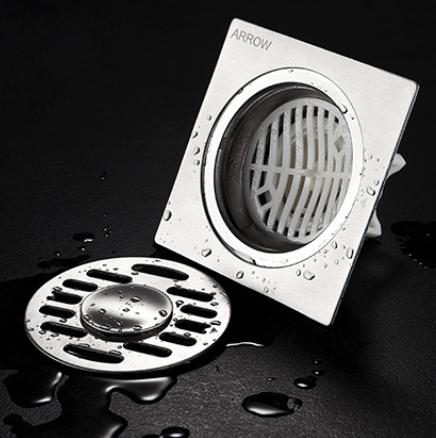 ARROW 箭牌 AE5108 不锈钢地漏 洗衣机专用
