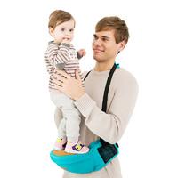 觅朴 多功能婴儿背带腰凳坐凳