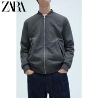 ZARA 00706405807男款飞行员夹克外套