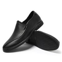 京东PLUS会员:BeLLE 百丽 6BZ02CM9 男士商务休闲皮鞋