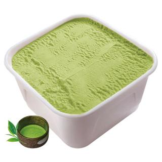 明治(meiji)抹茶冰淇淋 2100g/盒 商用业务装