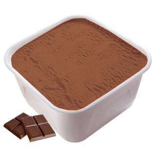 明治(meiji)巧克力冰淇淋 2100g/盒 商用业务装