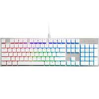 1日0点:CoolerMaster 酷冷至尊 SK650 RGB 机械键盘 Cherry矮红轴