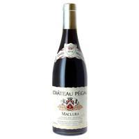 CHATEAU PEGAU 佩高 麦克劳拉干红葡萄酒 2016 750ml