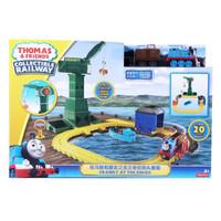 Thomas & Friends 托马斯&朋友 DWB96 克兰奇在码头
