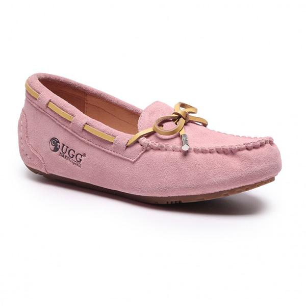 DK Sheepskin UGG  DK601 女士防水豆豆鞋