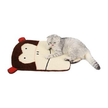 吉仔仔 卡通猫抓板 猴子款