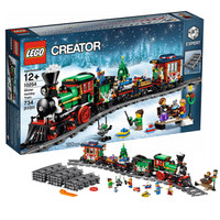 LEGO 乐高 Creator 创意百变系列 10254 冬季度假列车