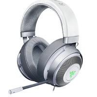 RAZER 雷蛇 北海巨妖 7.1 V2 USB接口幻彩头戴式耳机 白色