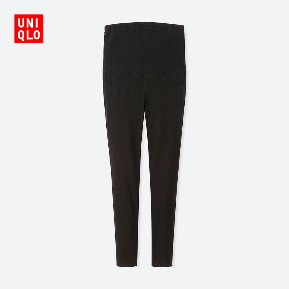 UNIQLO 优衣库 409061 孕妇紧身长裤