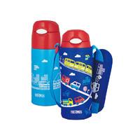 双11预售、考拉海购黑卡会员:THERMOS 膳魔师 FHL-401 儿童保温保冷吸管杯 400ml