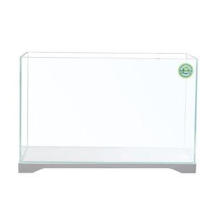 SUNSUN 森森 超白桌面小鱼缸生态玻璃缸水草缸客厅造景金鱼缸长方形HWK-600P裸缸(600*320*320mm)