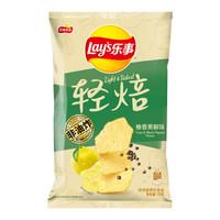 Lay's 乐事 轻焙薯片 柚香黑椒味 70g