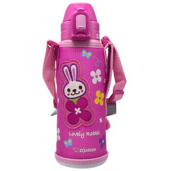 ZOJIRUSHI 象印 SD-CAE50-PA 儿童吸管杯 520ml 粉色