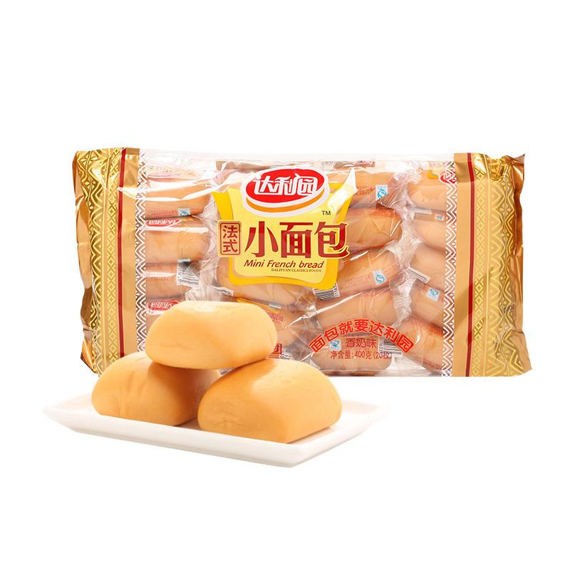 达利园 法式小面包