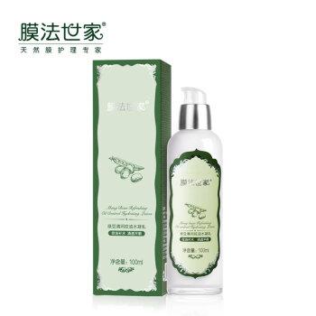 膜法世家 绿豆清润控油水凝乳