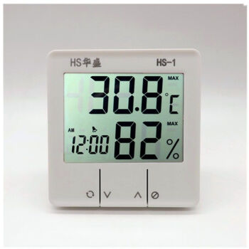 华盛 HS-1 电子干湿温度计