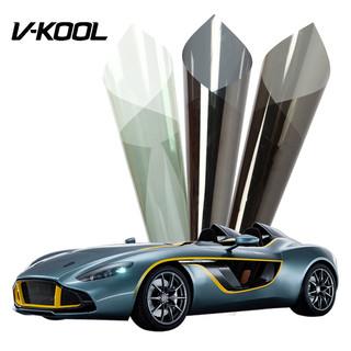 V-KOOL 威固 VK70+雅尚288 汽车玻璃防爆隔热膜