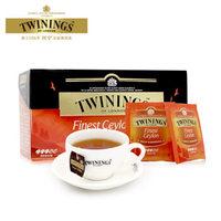 TWININGS 川宁 精品锡兰茶 2g*25包