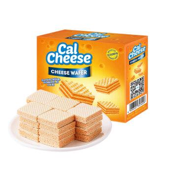 Calcheese 钙芝 奶酪味 高钙威化饼干 135g