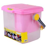 IRIS 爱丽思 WB25 多用箱 野营凳 洗车水桶 *4件