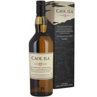 Caol Ila 卡尔里拉 12年艾莱岛 单一麦芽威士忌 700ml